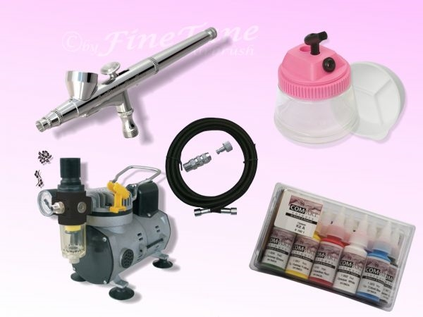 AIRBRUSH HARDWARE & RESERVEDELE